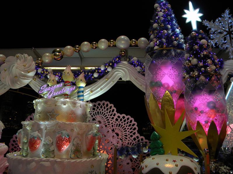 海運聖誕燈飾