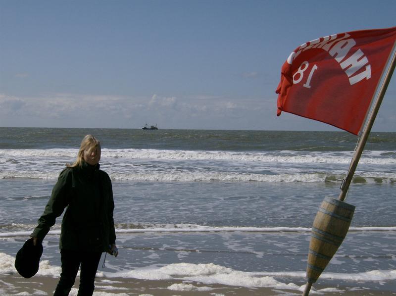 north sea and Rita