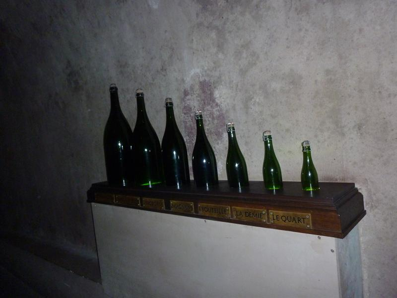 Mumm Champagne tour and tasting, Reims, Champagne, France (10/10)