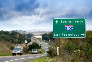 sacramento road way