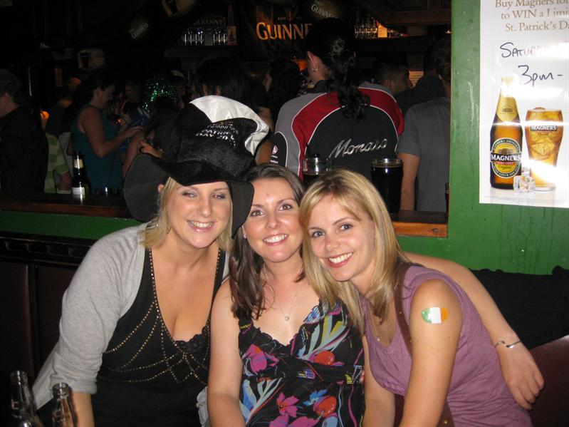 O'Malley's, Paddy's Weekend, Brissie