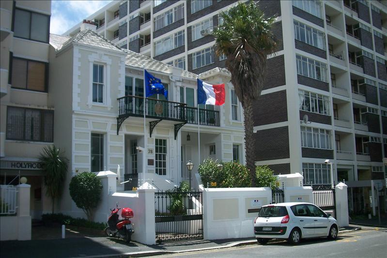 Ambassade et Consulat de France
