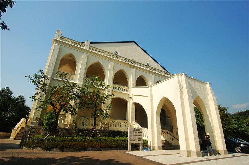 伯大尼演藝學院古蹟校園 Bethanie The Academy Landmark Heritage Campus
