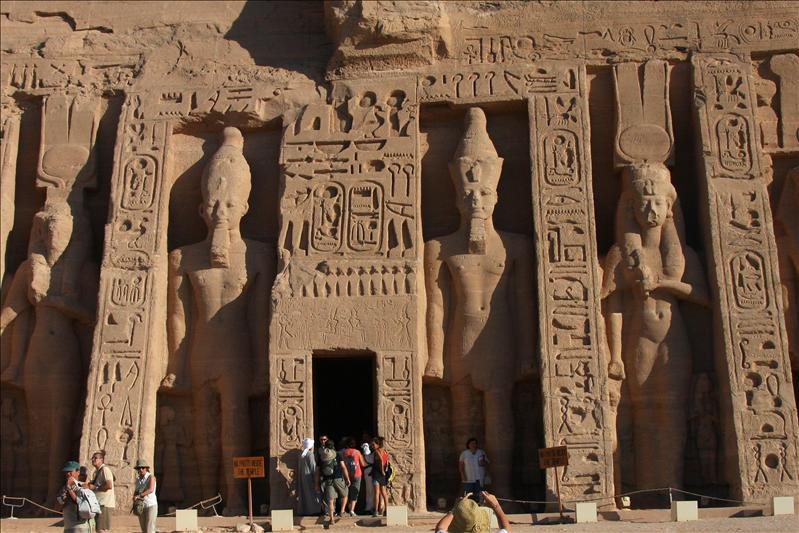 Dag 13: Abu Simbel