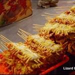 lizard legs