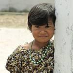 Mädchen aus Meghalaya