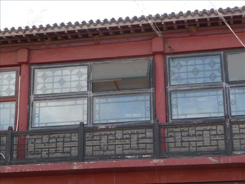 古城街道建筑