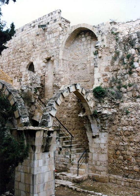 Jewish Quarter 古城內猶太區