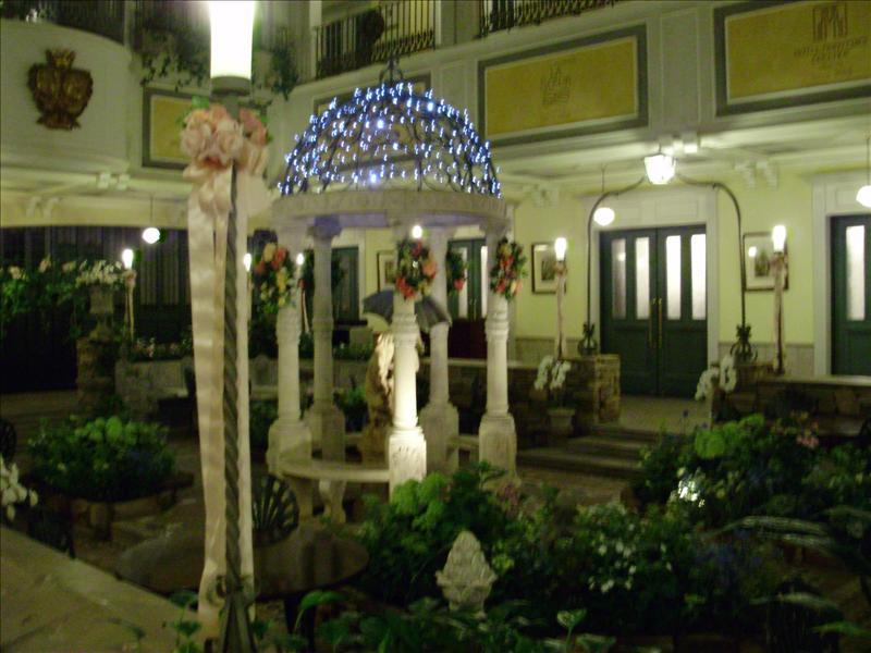 酒店LOBBY