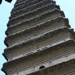 小雁塔屬於密檐式磚塔