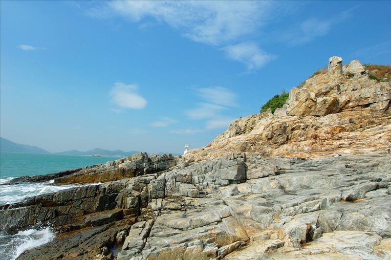 鴨利咀(Assistance Rock)