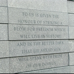 Omaha Beach American Memorial