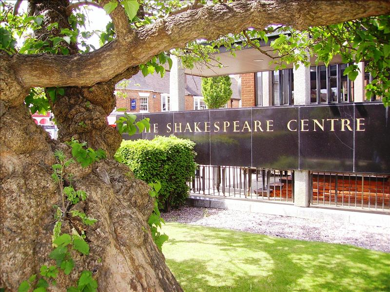 The Shakespeare center