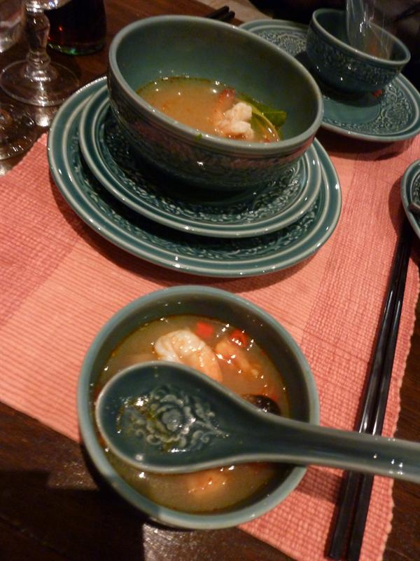Tom Yum!!!!!!!!! yay! 9/18 (name:Lao Siam, Location:Paris)