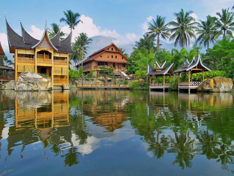 Lake Dariza Resort, Garut.