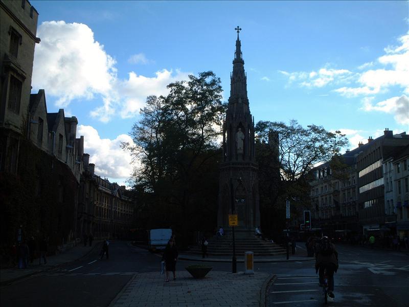 英国、牛津大学
