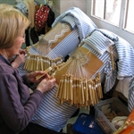 .. famous for lacemaking ...