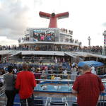 Carnival Freedom Vacation 12/2011