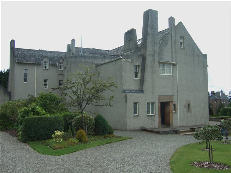 Hill House, Helensburgh