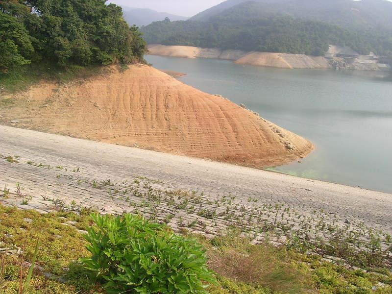 Shing Mun Reservoir城門水塘