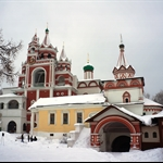 Zvenigorod/Winter in Russia