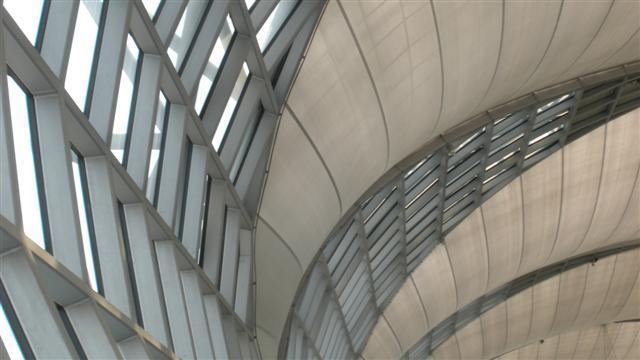 Dome at Suvornabhumi Airport