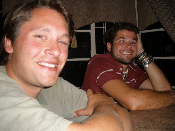 Chris & G