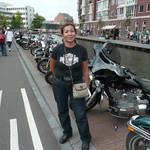 Harleydag Breda mei 2009