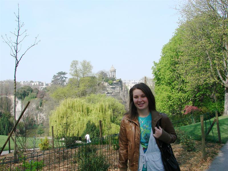Parc de buttes-chaumont