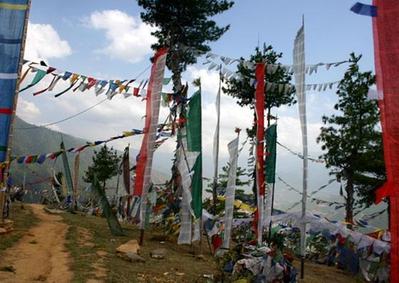 frayer flag- bhutan