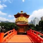 20121020 南蓮園池 Nan Lian Garden & 志蓮淨苑 Chi Lin Nunnery