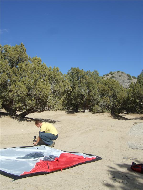 Little Sahara Recreation Area, Utah
