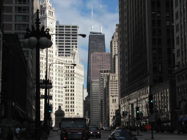 Michigan Ave. - Chicago