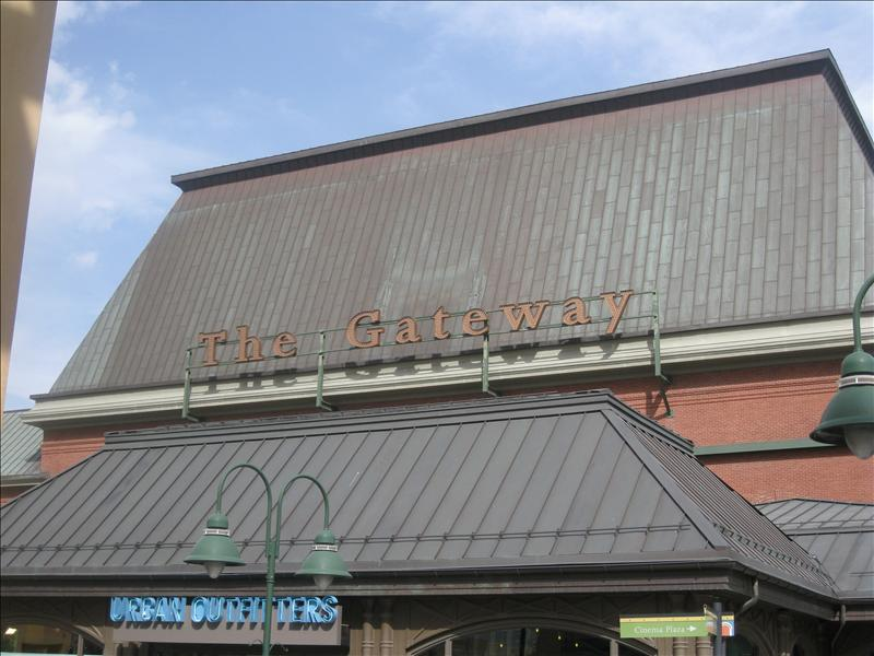 The Gateway Shopping
