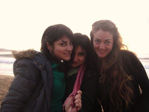 Sofia, Mari, Anto