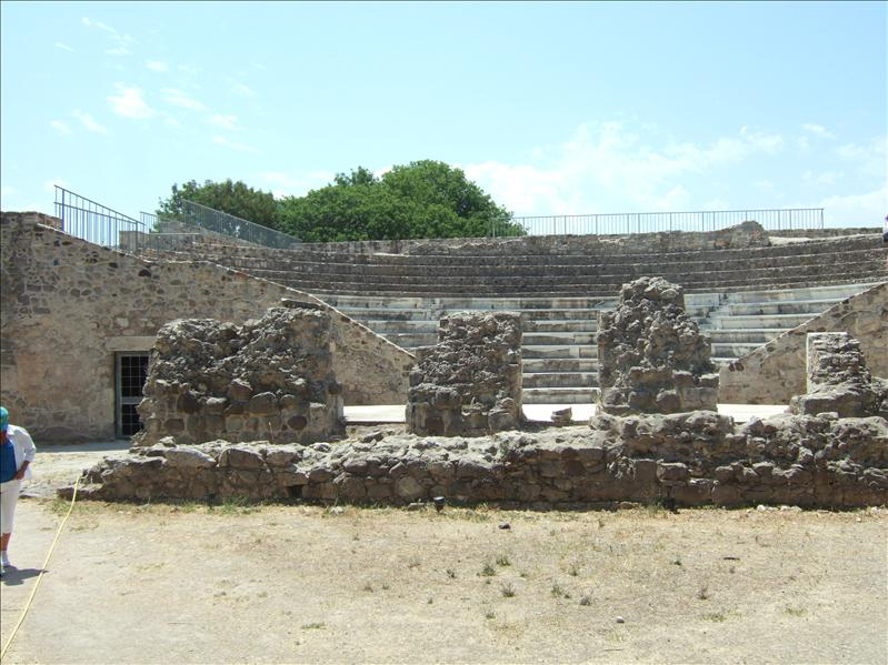 Kos Town - Ancient Theatre