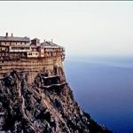 A visit to Simonopetra monastery.
