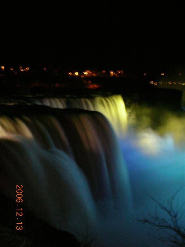 The soft & sultry side of Niagara falls