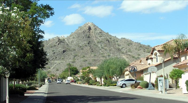 Shadow Mountain Preserve