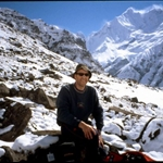 ALONE IN THE ANNAPURNA SANCTUARY