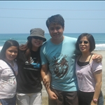 With my La Union based relatives