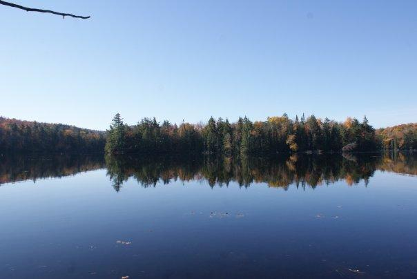Iria ria gicicio, Ziwa la Kioo, the Mirror Lake, Spiegel Meer.