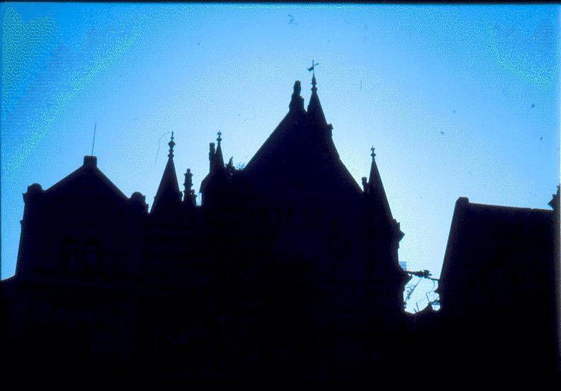 Silueta del Castillo