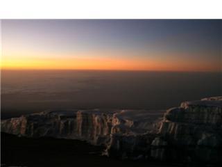 Glacial beauty