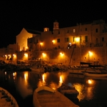 Giovinazzo by night