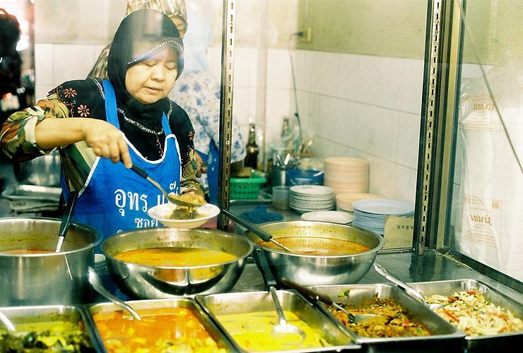 พี่สาวของพี่สุชาติ กับร้านอาหารมุสลิมแท้ๆ