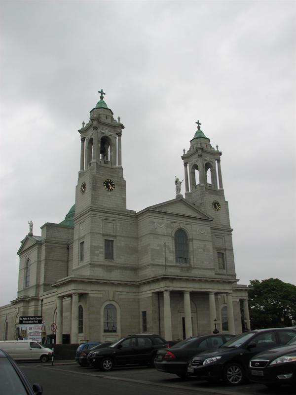 St Peter and Paul's Church in Athlone
