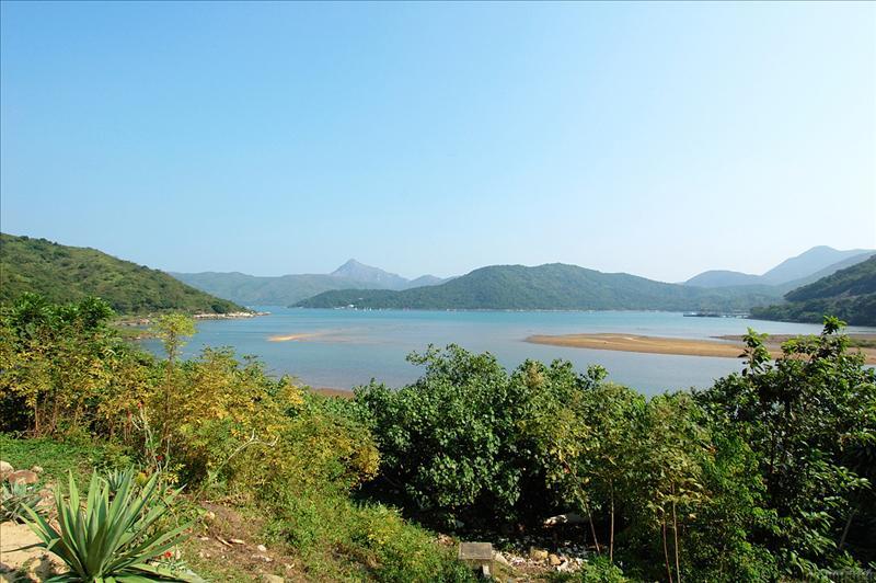 大灘村對出的高塘口 Ko Tong Hau