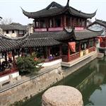 QiBao (七宝) Old Town, Shanghai, China