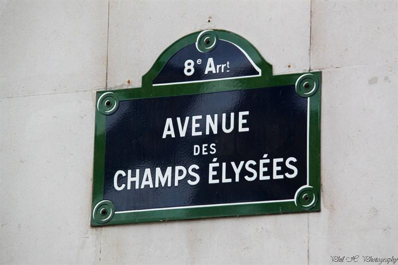 City Centre - Champs Elysees